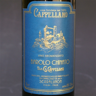 Cappellano. Barolo Chinato NV 500ml