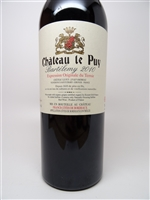Chateau le Puy. 'Barthelemy' 2010 750ml