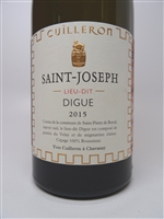 Cuilleron, Yves. Saint Joseph Blanc 'Digue' 2015 750ml