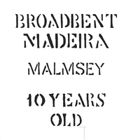 Broadbent. Madeira 'Malmsey' 10 year 750ml