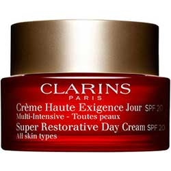 Clarins Super Restorative Day Cream SPF20 50ml/1.7oz
