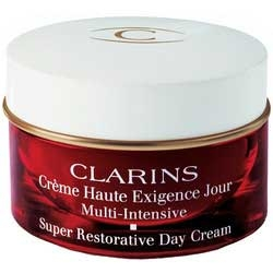 Clarins Super Restorative Day Cream dry skin