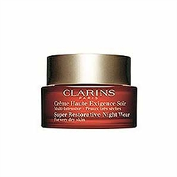 Clarins Super Restorative Night Wear Cream ( Very Dry Skin ) 50ml/1.6oz