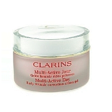 Clarins Multi Active Day Early Wrinkle Correction Cream ( All Skin Types ) 50 ml / 1.7 oz