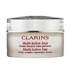 Clarins Multi Active Day Early Wrinkle Correction Cream for Dry Skin