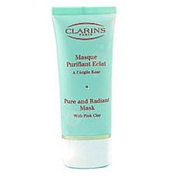 Clarins Pure and Radiant Mask with Pink Clay 1.7oz / 50ml
