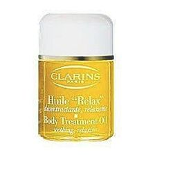 Clarins Body Treatment Oil ( Soothing, Relaxing ) 100ml/3.3oz