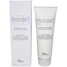Christian Dior Purifying Foaming Cleanser