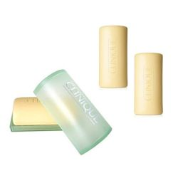 Clinique 3 Little Soap with Dish Mild
