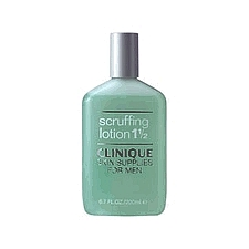 Clinique for Men Scruffing lotion 1 1/2 6.7oz/200ml