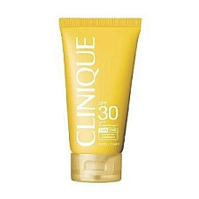 Clinique Sun Body Cream SPF 30 with Solar Smart UVA/UVB Advanced Protection 5 oz / 150 ml