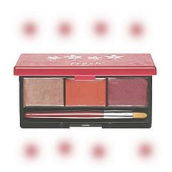 Fresh Crimson Lip Palette