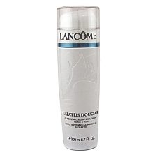 Lancome Galateis Douceur Gentle Softening Cleansing Fluid for Face & Eyes 200ml / 6.7oz
