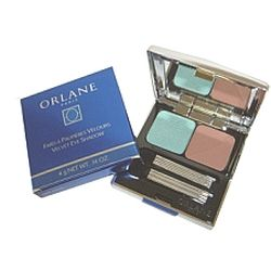 Orlane EYE SHADOW Duo 53 Turquoise / Ambre Clair