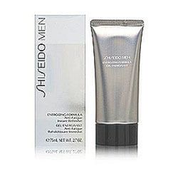 Shiseido Men Energizing Formula Gel Anti-Fatigue Instant Refresher 75ml / 2.7oz