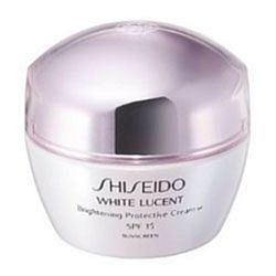 Shiseido White Lucent Brightening Protective Cream w SPF 18 1.8 oz / 50 ml