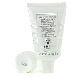SISLEY Creamy Mask with Tropical Resins 2.4oz / 60ml