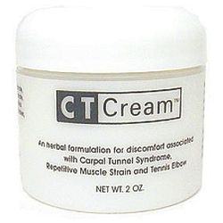 CT Cream Carpal Tunnel Cream for Pain Relief