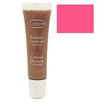 CLARINS COLOUR QUENCH Lip Balm 17 Rose Marshmallow 15ml Rose Marshmallow