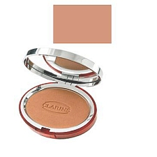 CLARINS Bronzing Powder 10 Morning Sun # 10 Morning Sun