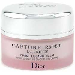 Christian Dior Capture R60/80 First Wrinkles Smoothing Cream 1.7oz / 50ml