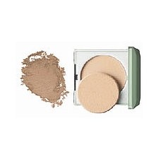 Clinique Stay Matte Sheer Pressed Powder oil free 4 Stay Honey