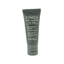 Clinique Skin Supplies for men Age Defense for eyes 15 ml / 0.5 oz All skin types