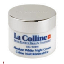 La Colline Cell White Absolute White Night Cream