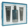 Cool Water by Davidoff for men 3 Pc 4.2 oz Spray Set