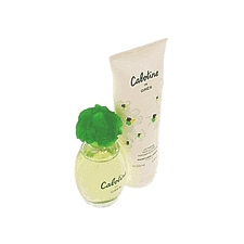 Cabotine by Parfums Gres for women 2 Piece Gift Set 6.7 oz Perfumed Body Lotoin + 3.4 oz Eau De Toilette EDT Spray