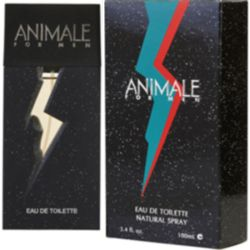 Animale by Animale for Men 3.4 oz Eau De Toilette EDT Spray