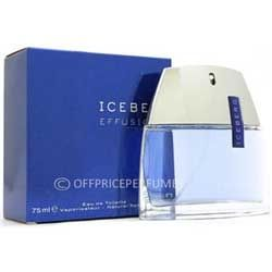 Iceberg Effusion by Iceberg for men 2.5 oz Eau De Toilette EDT Spray
