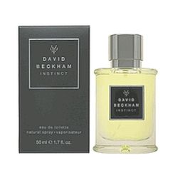 David Beckham Instinct by David Beckham for Men 2.5 oz Eau de Toilette Spray