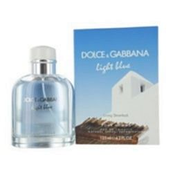 Light Blue Living in Stromboli by Dolce & Gabbana for men 4.2 oz Eau De Toilette EDT Spray