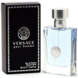 Versace Pour Homme by Gianni Versace for Men 1.7 oz Eau de Toilette EDT Spray