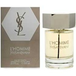 L'Homme by Yves Saint Laurent for Men 3.3 oz Eau De Toilette EDT Spray