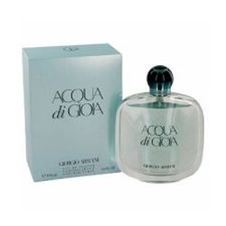 Acqua Di Gioia by Giorgio Armani for women 3.4 oz Eau De Parfum EDP Spray