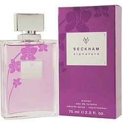 David Beckham Signature by David Beckham for Women 2.5 oz Eau De Toilette EDT Spray