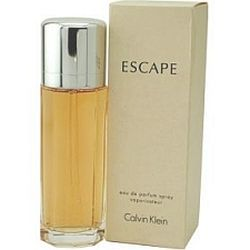 Escape by Calvin Klein for women 3.4 oz Eau de Parfum EDP Spray