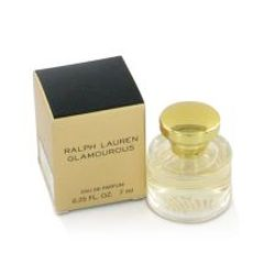 Glamourous by Ralph Lauren for women Miniature Collectible 0.25 oz EDP Mini