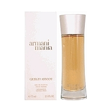 Armani Mania pour femme by Giorgio Armani for women 2.5 oz Eau de Parfum EDP Spray