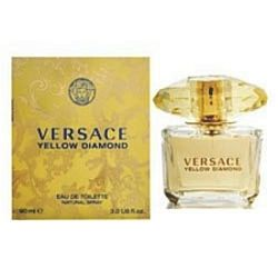 Versace Yellow Diamond by Versace for women 3.0 oz Eau De Toilette EDT Spray