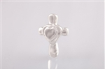 cross pendant,christening