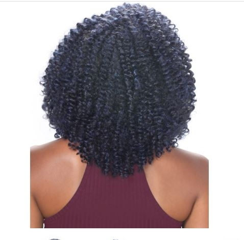 Zury Synthetic Crochet Braid Water Wave V8910