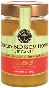 Jar of Cherry Blossom Honey