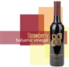 Bottle of Strawberry Balsamic Extra Virgin Olive Oil