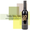 Bottle of Tonda Iblea Extra Virgin Olive Oil, Organic, Italy