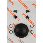 Wilden 01-9804-53 Wet Kit, 1/2'' Original Clamped, All Materials, Viton (1/2'' O/M/VTS)