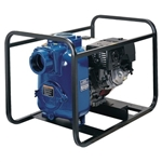 "Gorman Rupp 14D52-GX390 Self Priming Pump, 4"", 13 hp, Engine Driven"