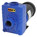 AMT 276B-95 Self Priming Pump, 2 hp, 1 ph, TEFC